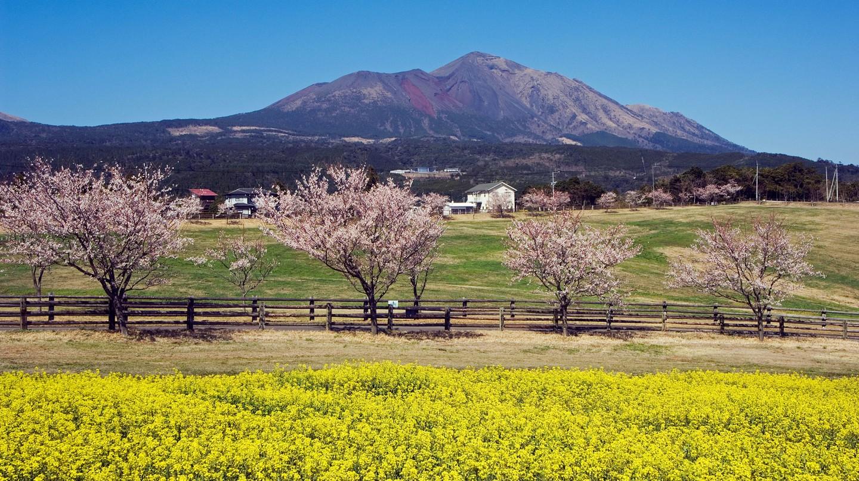 A hike through Kirishima National Park offers some of the most spectacular views of Kagoshima