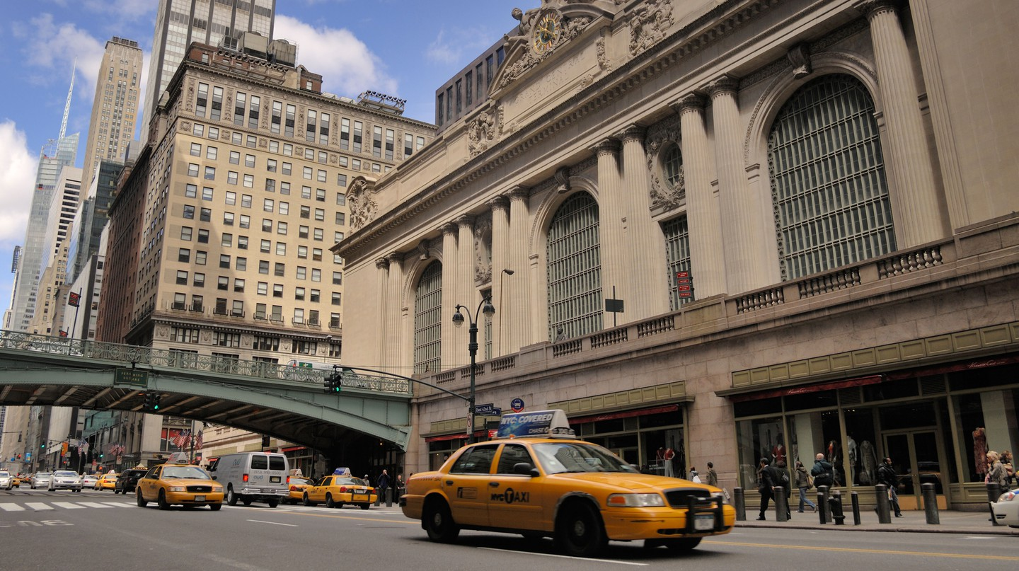 Stay in the thick of the action at a downtown New York City hotel