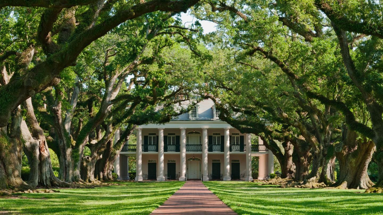 Oak Alley Plantation, Louisiana, USA