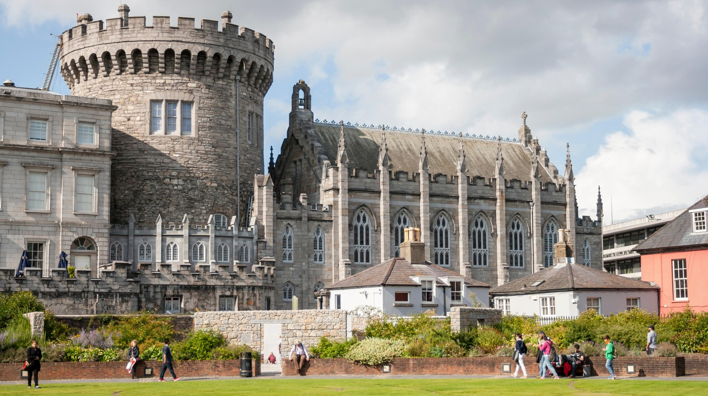 Pay a visit to the Record Tower and Chapel Royal of Dublin Castle