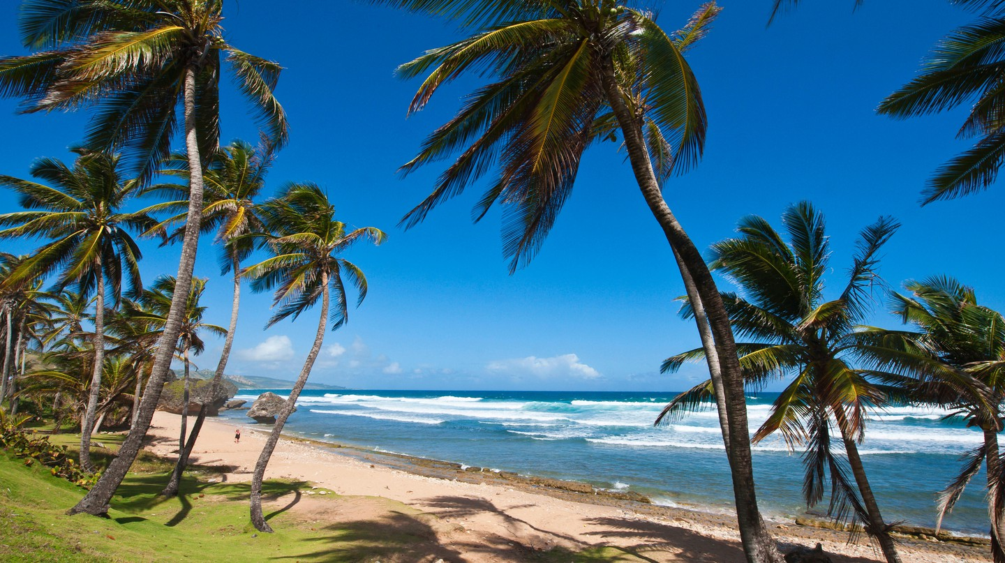 The most popular time to visit Barbados is generally from December to April because of the hot climate and predictable sunny skies