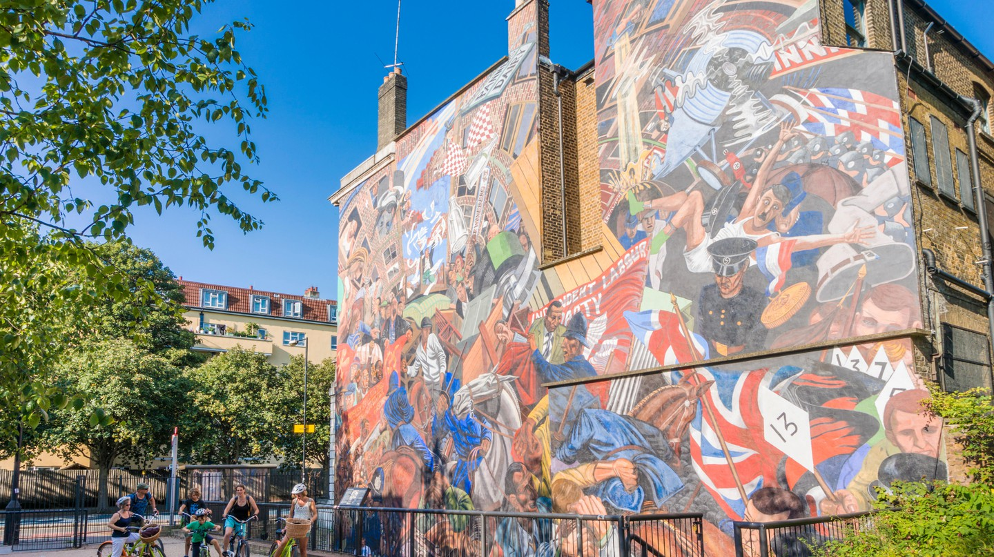 The Top Alternative Things to See and Do in East London
