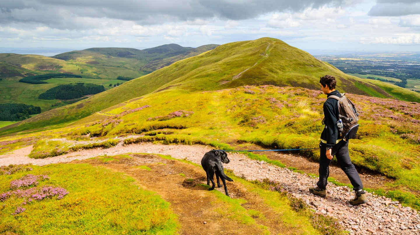 If you love outdoor adventures, then Edinburgh is the place for you