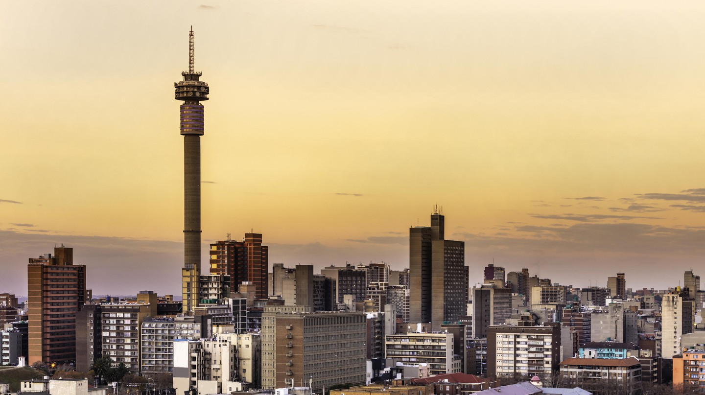 Johannesburg is a fast-paced city with loads of places to explore
