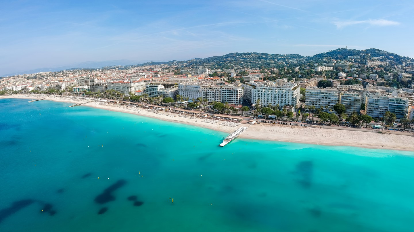 Cannes is a city full of history, heritage and excellent coastal cuisine