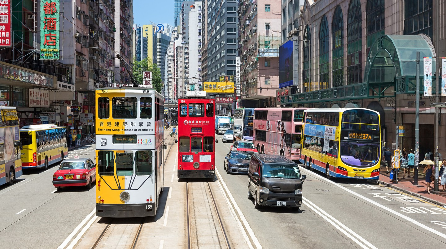 You'll never be short of things to do while you're in Hong Kong