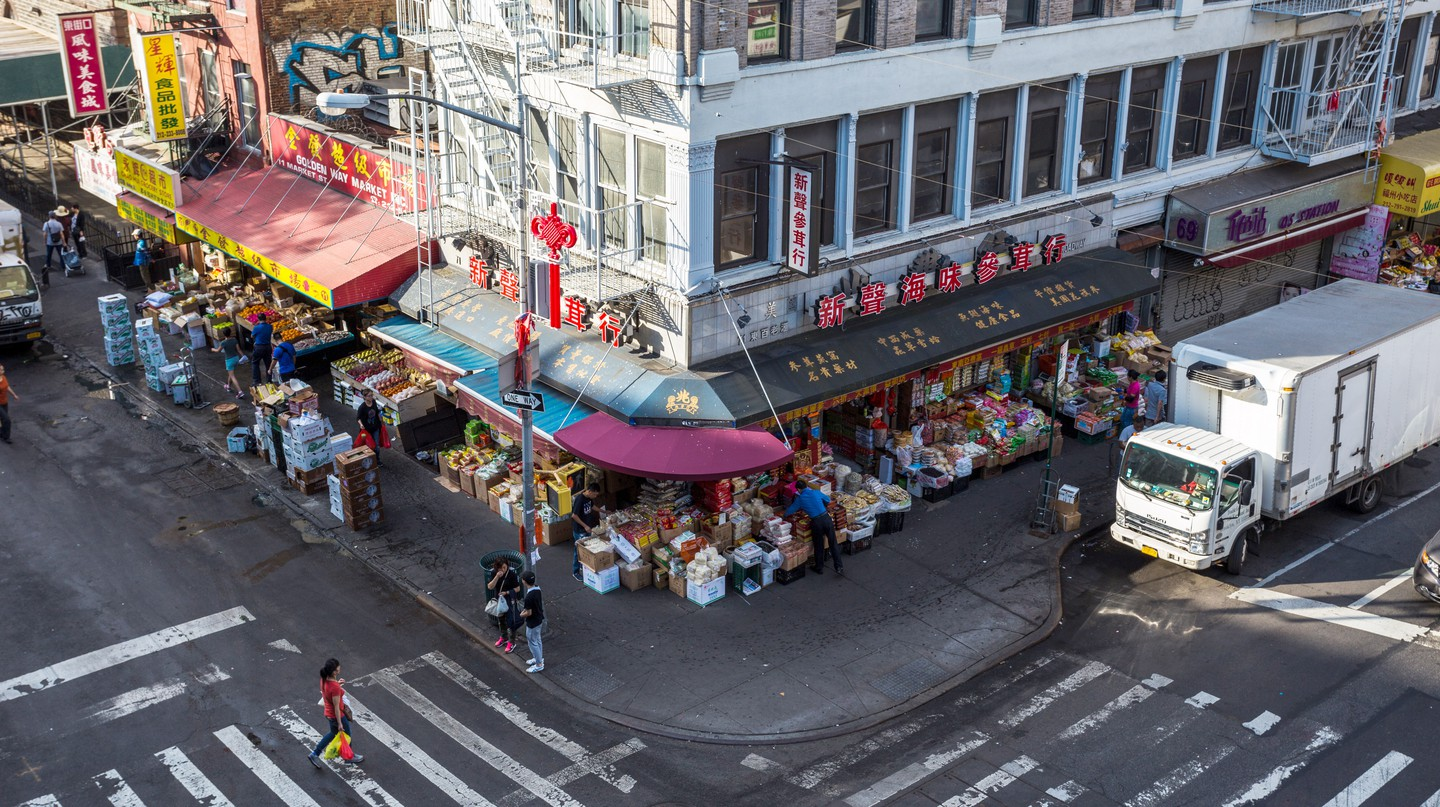 Chinatown is packed full of Chinese restaurants, souvenir stores, bubble tea shops and markets selling everything from fresh fish to herbs and spices