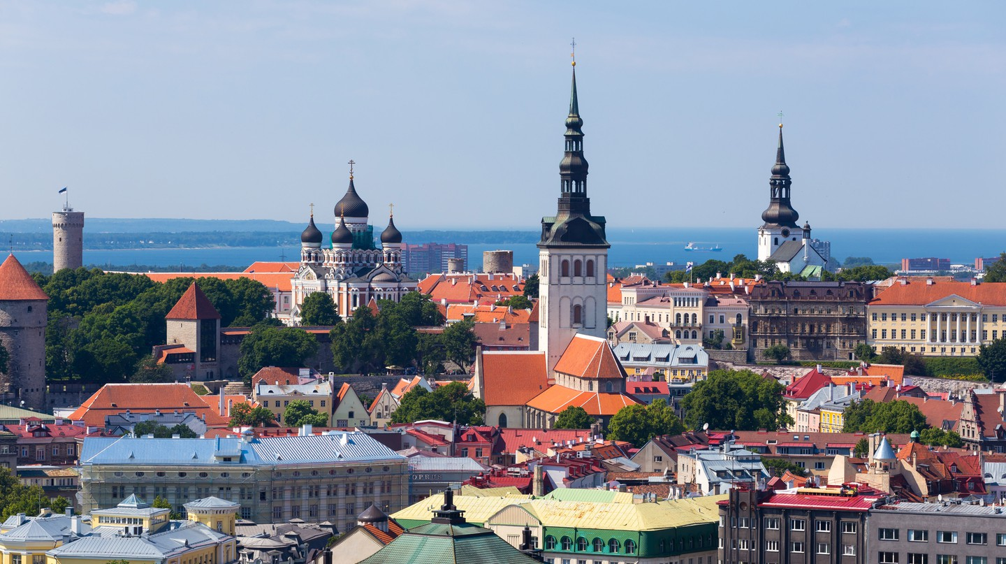 Estonia is part of the Baltic 'travel bubble' together with Latvia and Lithuania