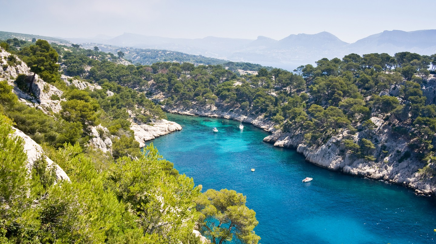 A visit to Les Calanques is a must-do on a trip to Marseille