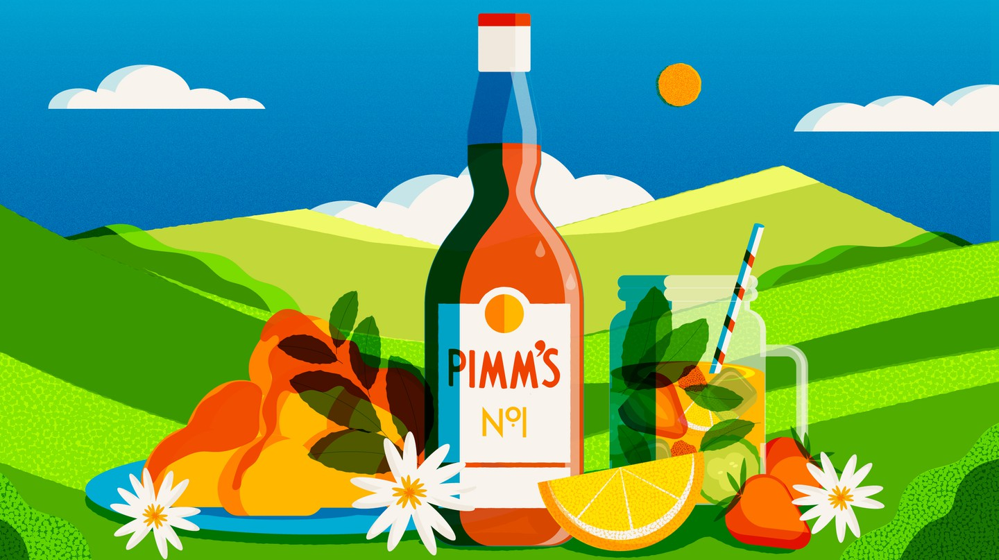 Drunk Histories: The Story of Pimm's