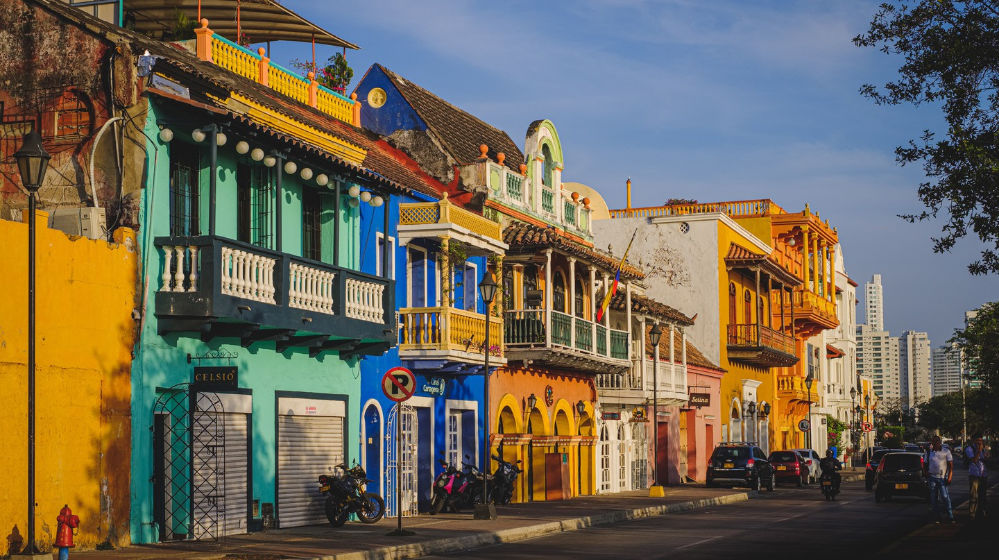 Cartagena is a city as rich is history and culture as it is in color and food