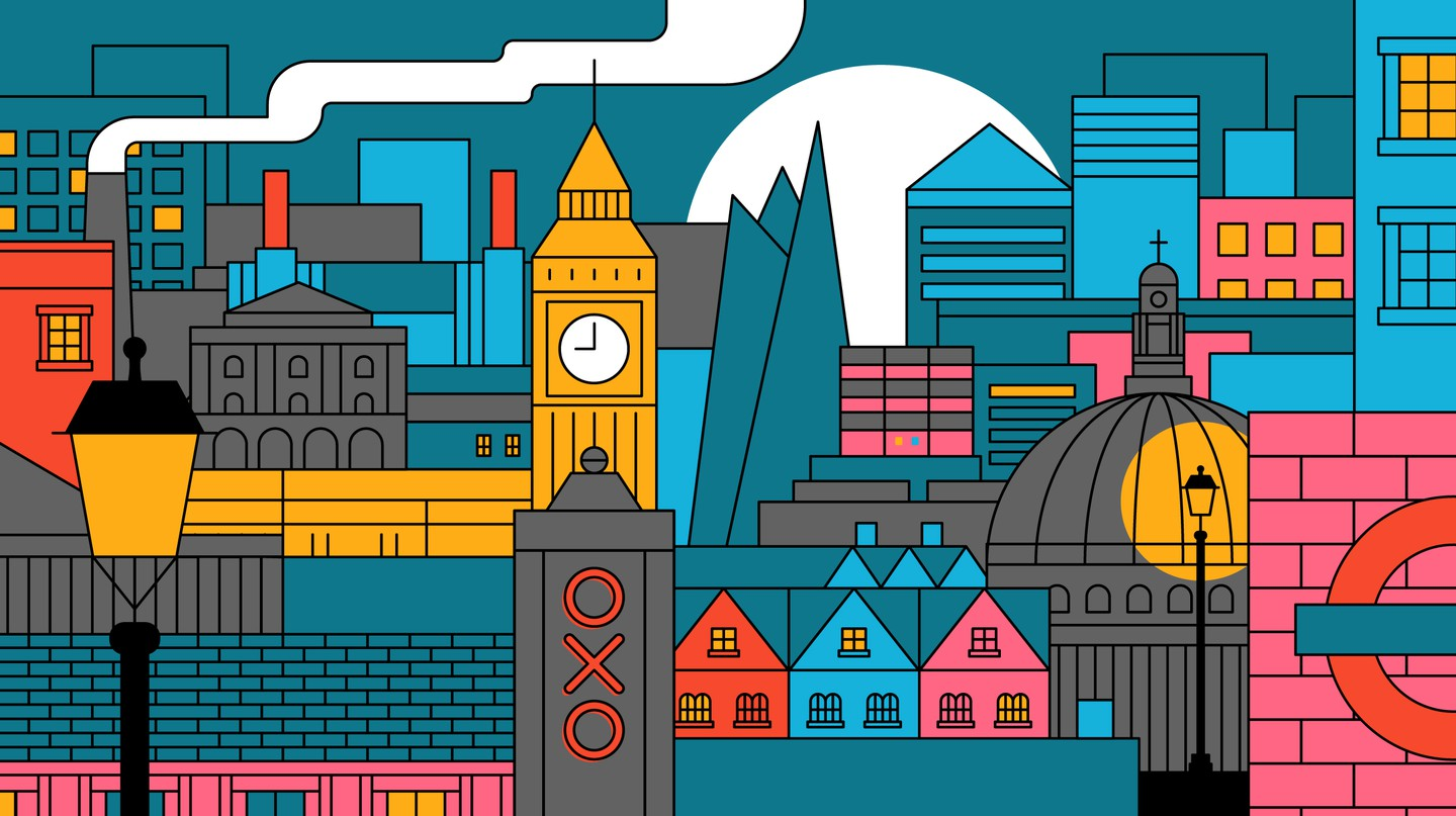 Stay Curious: London From Your Living Room