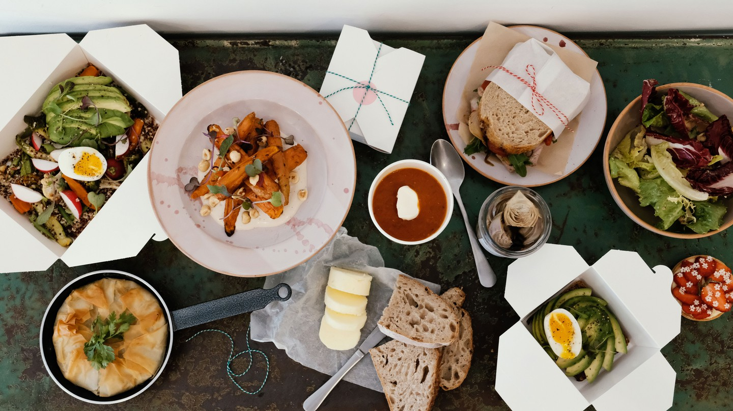Marigold is a Roman restaurant bringing together tradition and sustainability