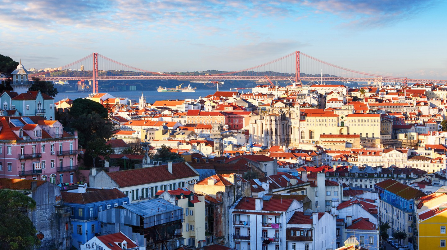 Lisbon is one of Europe's most picturesque capitals