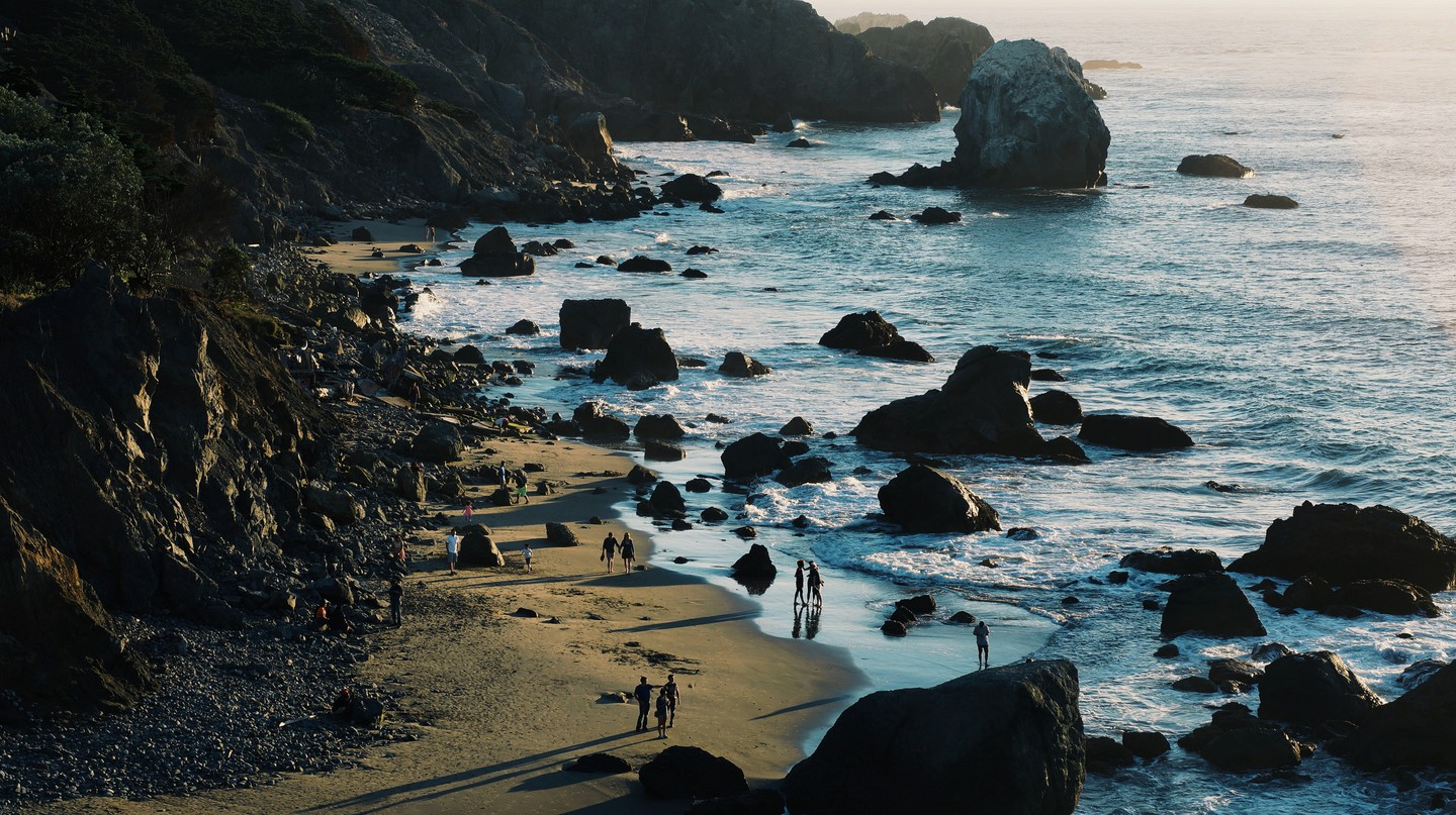 While the water may be chilly, San Francisco's beaches are still worth exploring