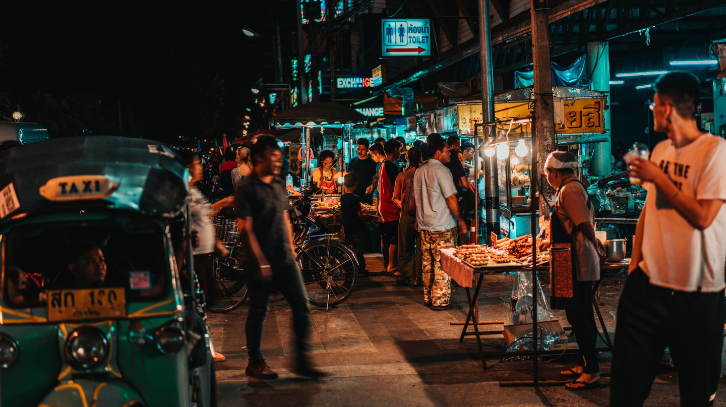 Plan your nightly bar crawl around Chiang Mai with the help of our local insiders