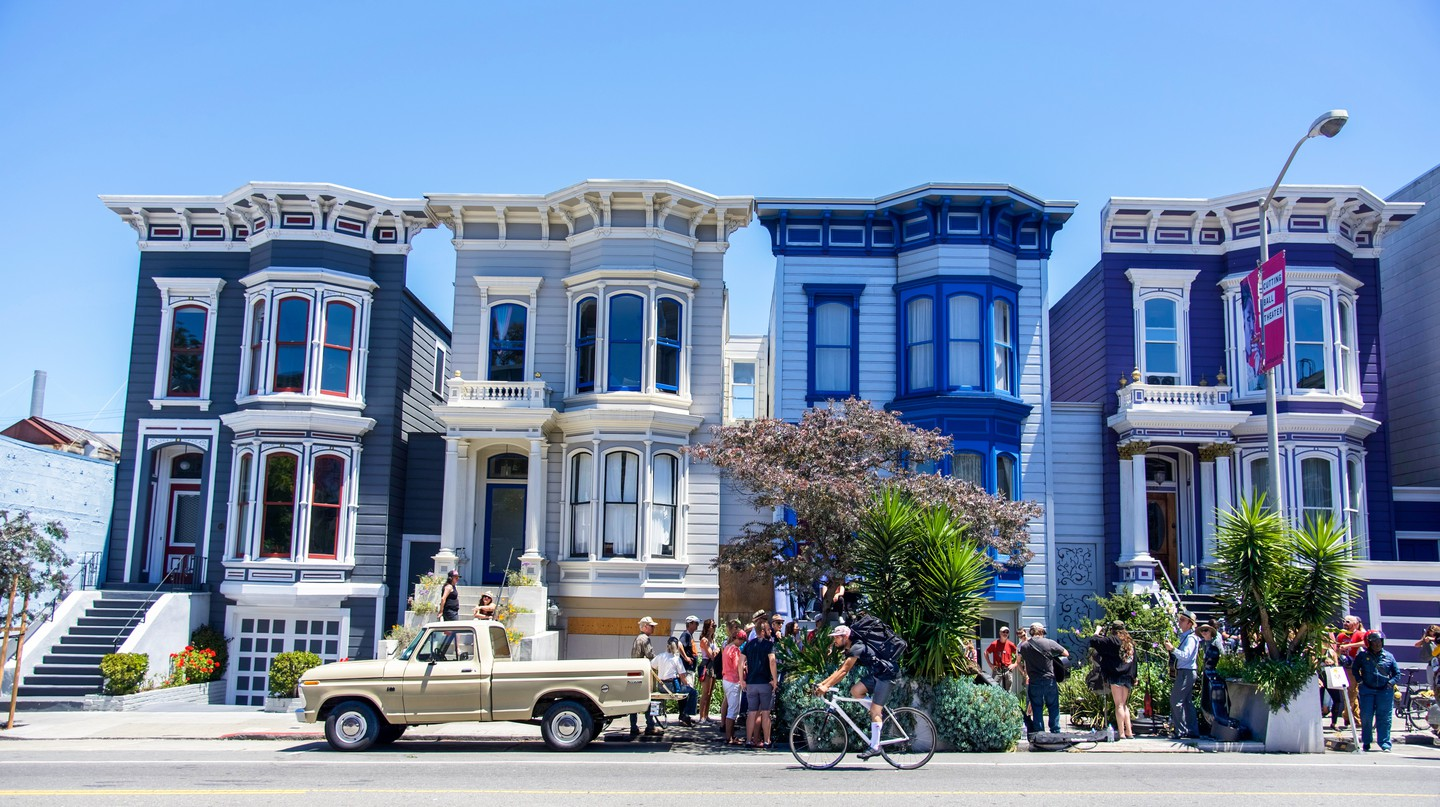 San Francisco is a colorful city full of exciting adventures