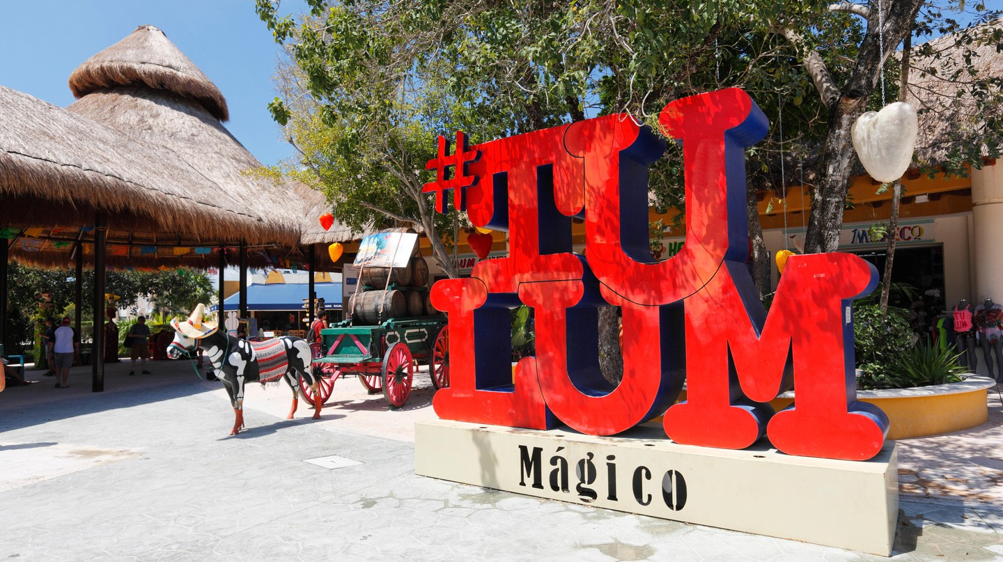 Tulum has come a long way since its humble beginnings
