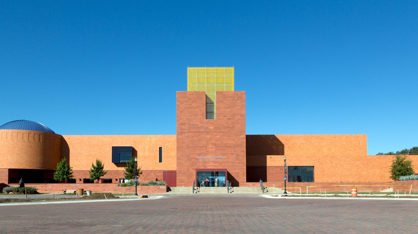 The Fort Worth Museum of Science and History has exhibits that will excite both parents and kids