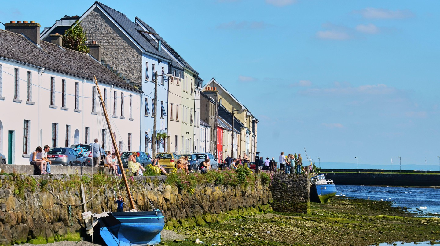 """Galway has been named the most popular """"staycation"""" destination in Ireland for people to travel within the country once Covid-19 restrictions are lifted"""
