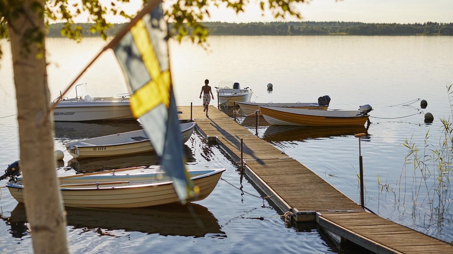 Sweden offers the chance to get back to nature and to enjoy seasonal, local cuisine