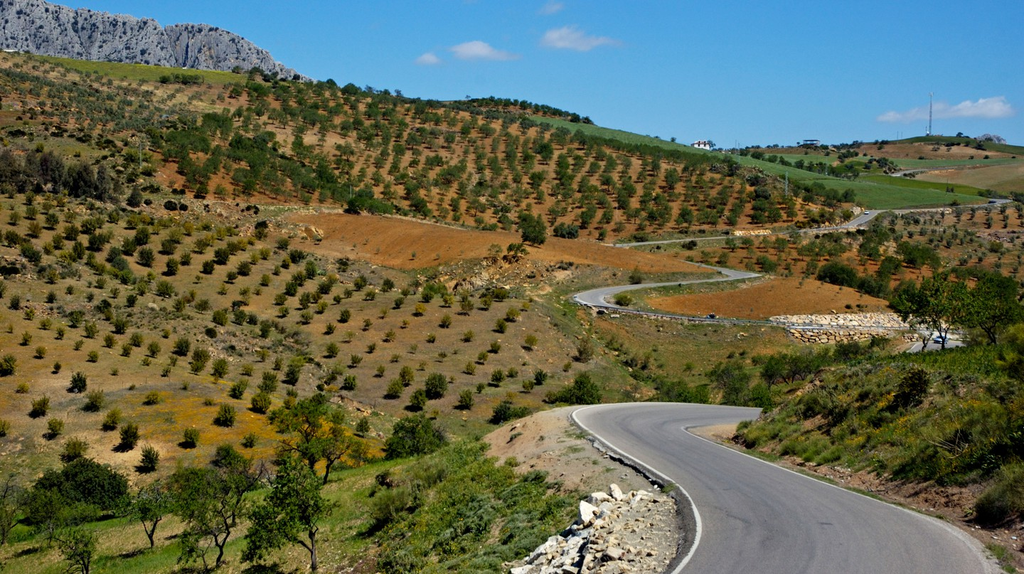 Enjoy the spectacular scenery of Andalucia with an unforgettable road trip
