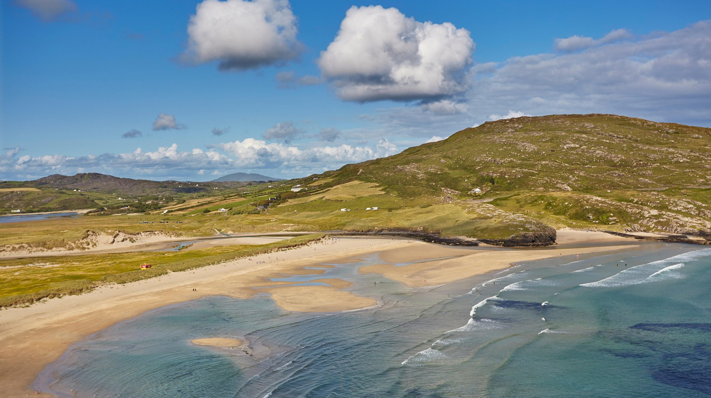 County Cork boasts some of the best beaches in Ireland