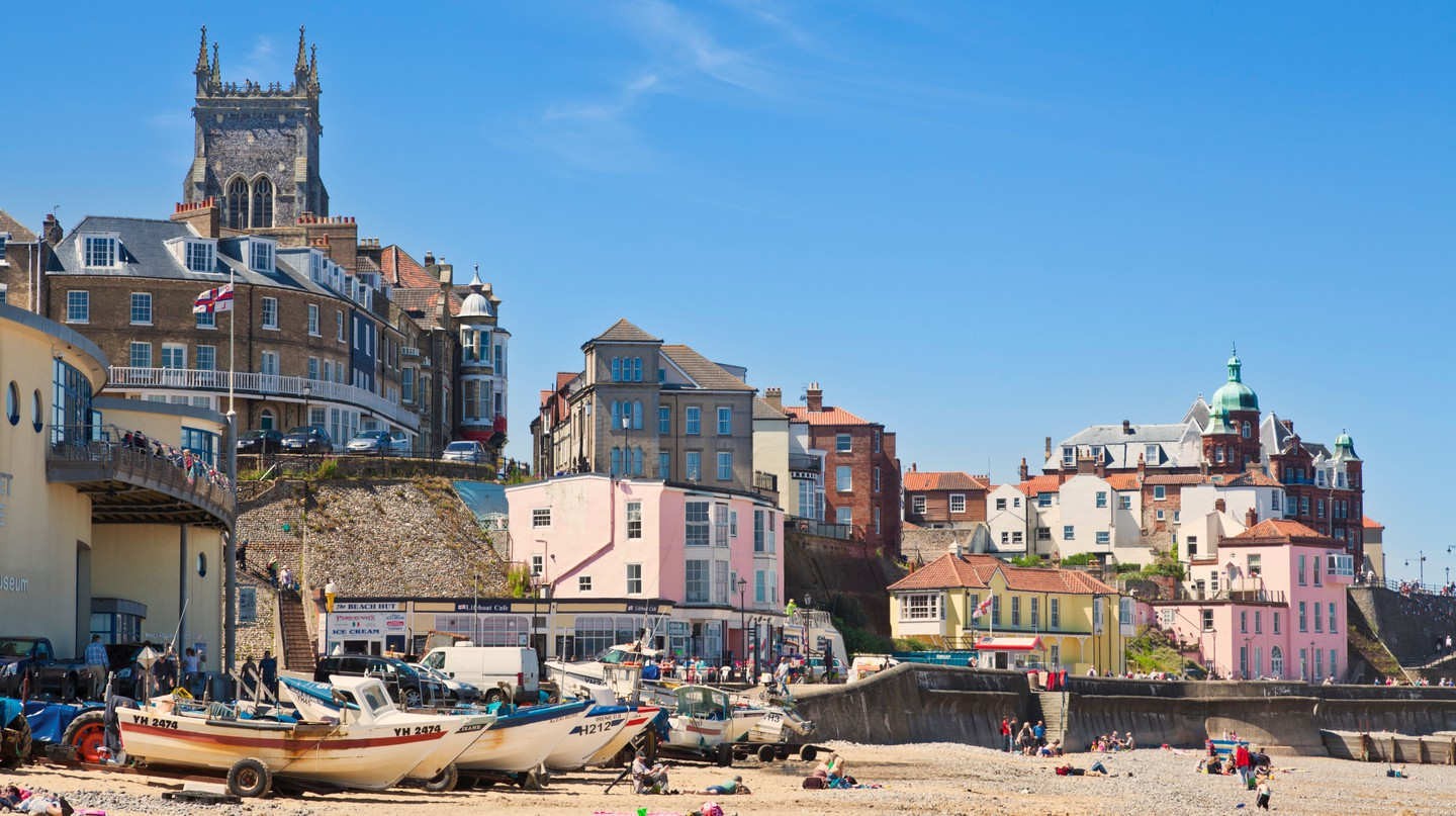 Cromer is only a short drive from Cambridge, should you feel a yen to visit the coast
