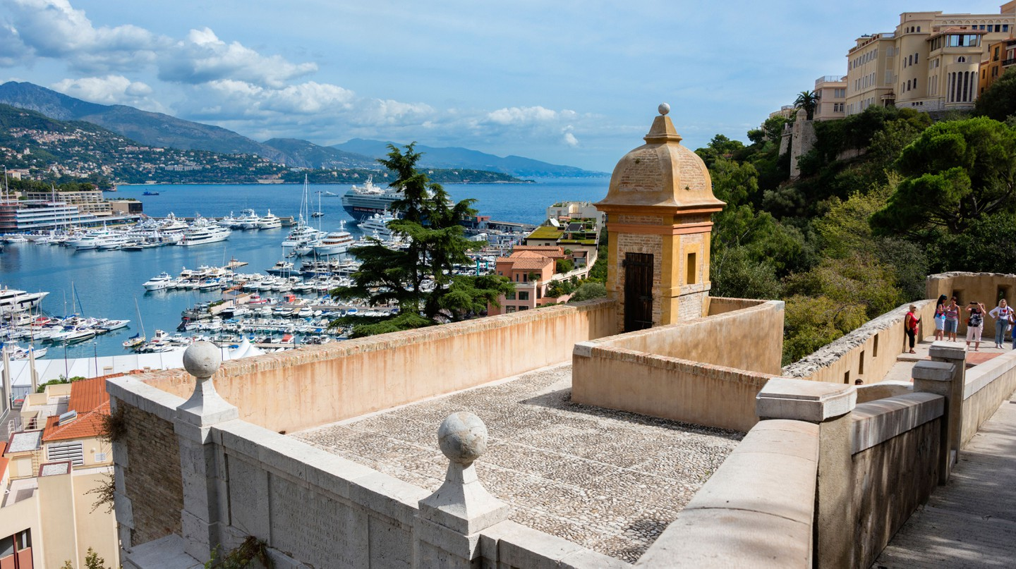 Nothing screams wealth like the millionaires' tax haven of Monaco