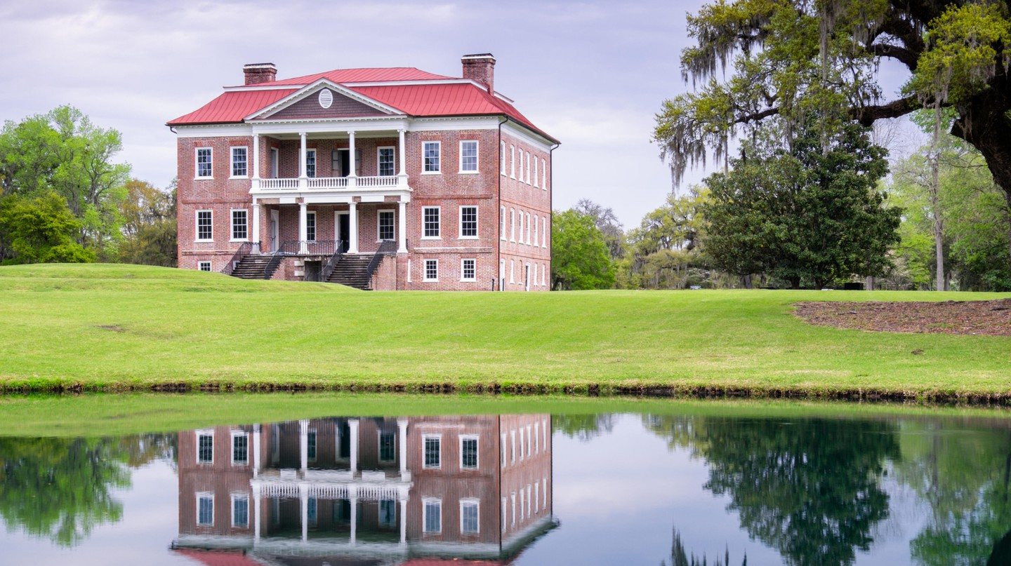 Drayton Hall is the oldest unrestored plantation house in America