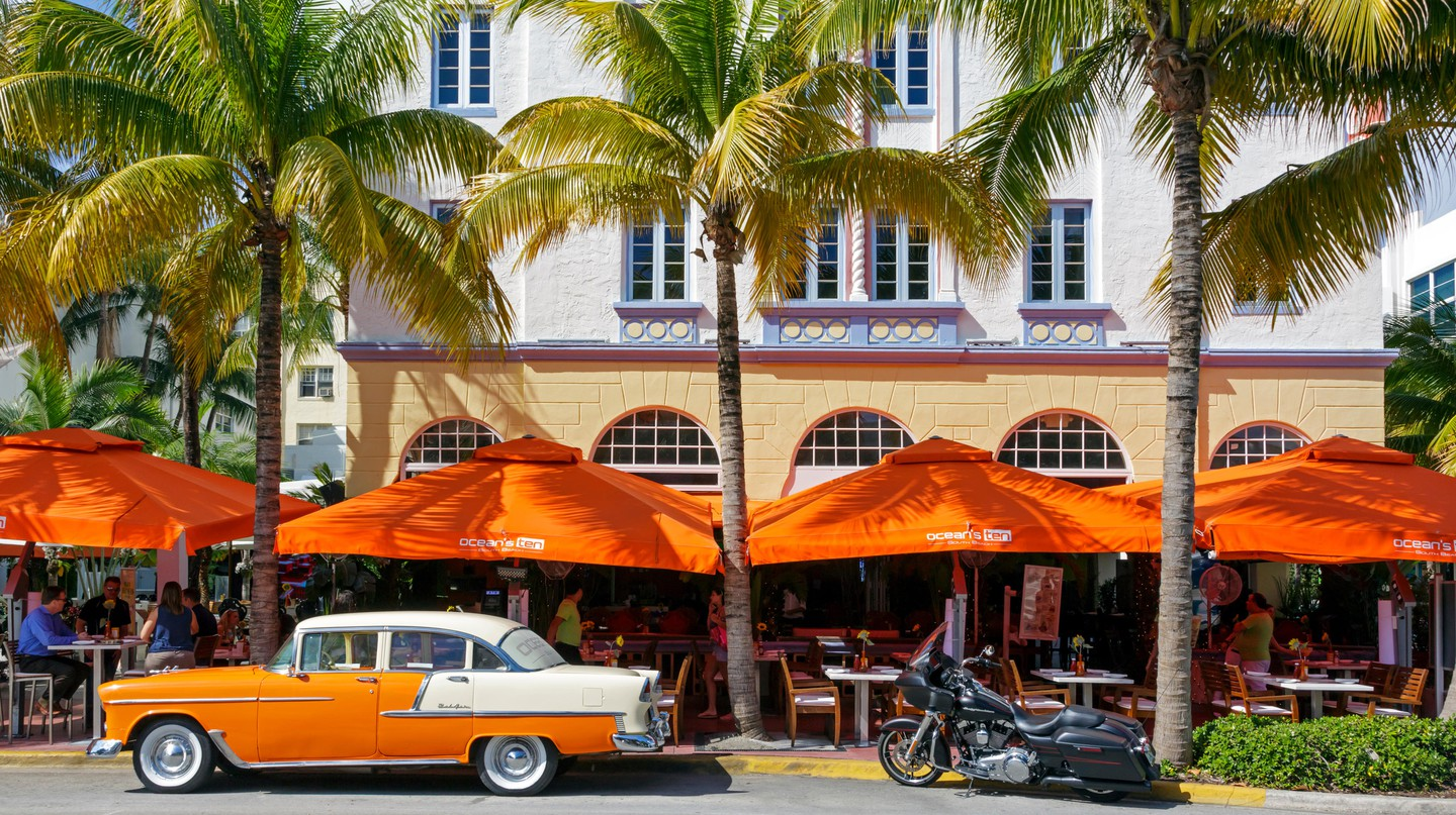 Miami is known around the world for its Art Deco architecture