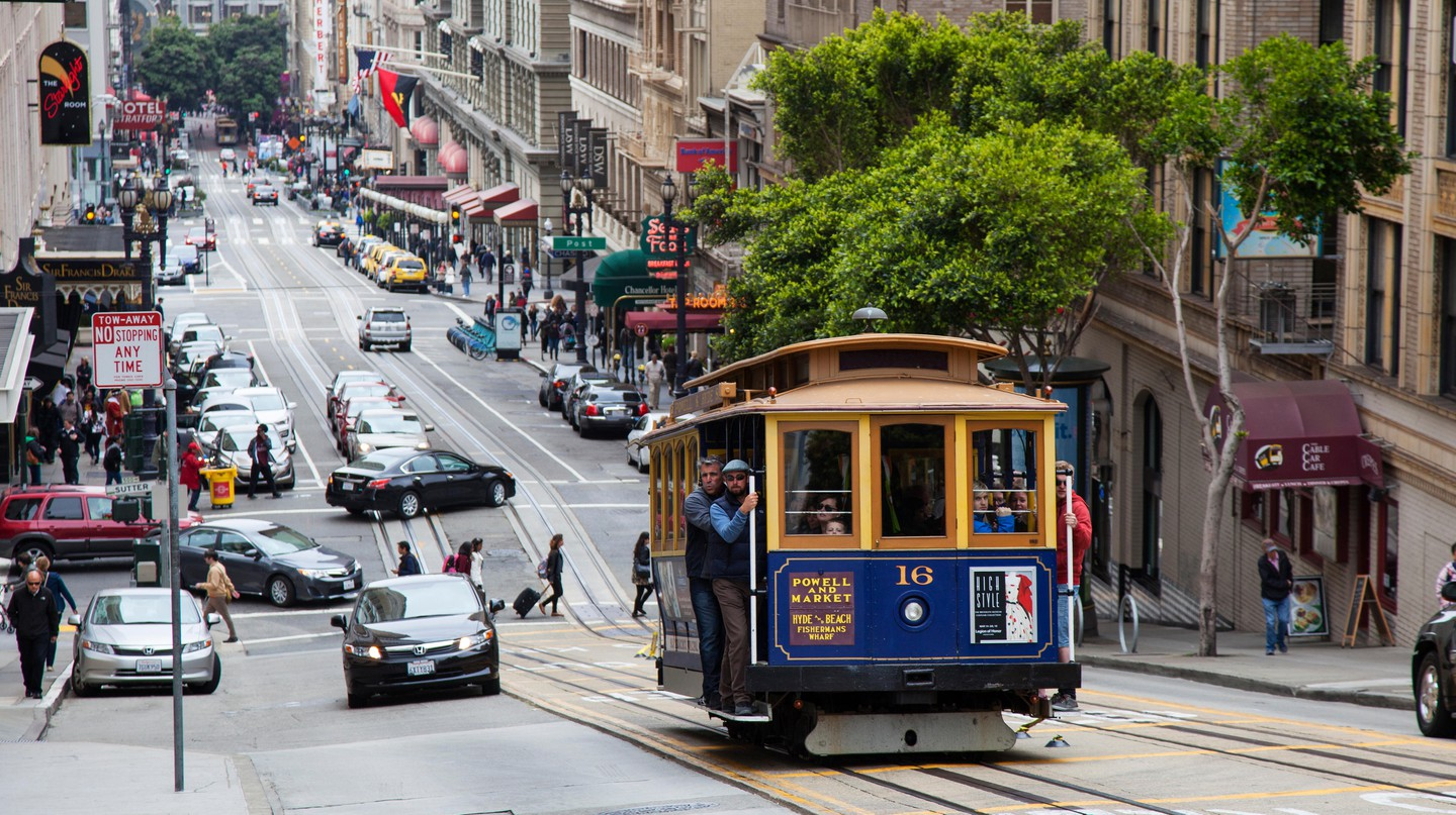 Downtown San Francisco is packed with great things to do and economical accommodation options