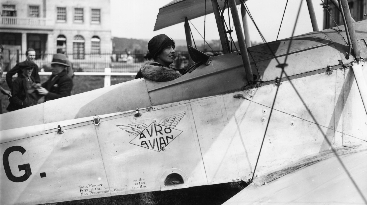 Ireland has produced plenty of pioneering women, among them Sophie Mary Heath, who was the first woman to fly from Cape Town to Europe