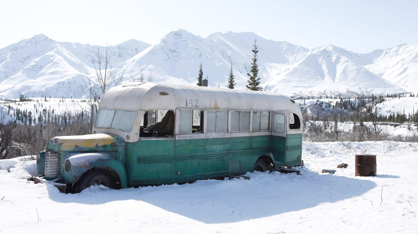 The story of 'Into the Wild' ends tragically at this bus