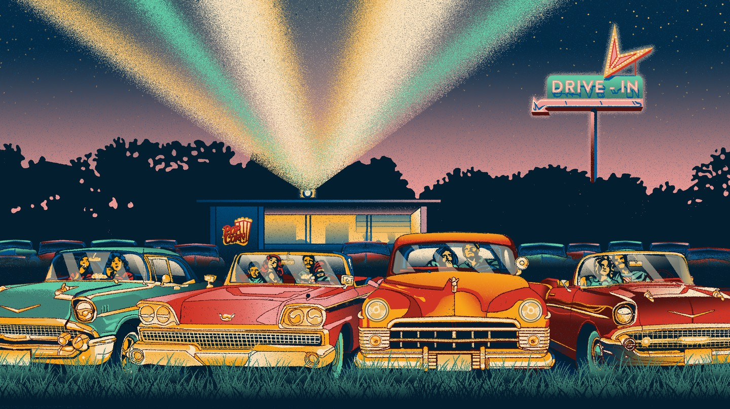 The Summer of the Drive In: Where to Watch Those Blockbuster Movies