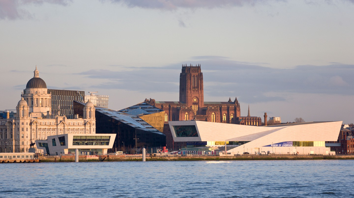 The Museum of Liverpool is one of the city's many attractions