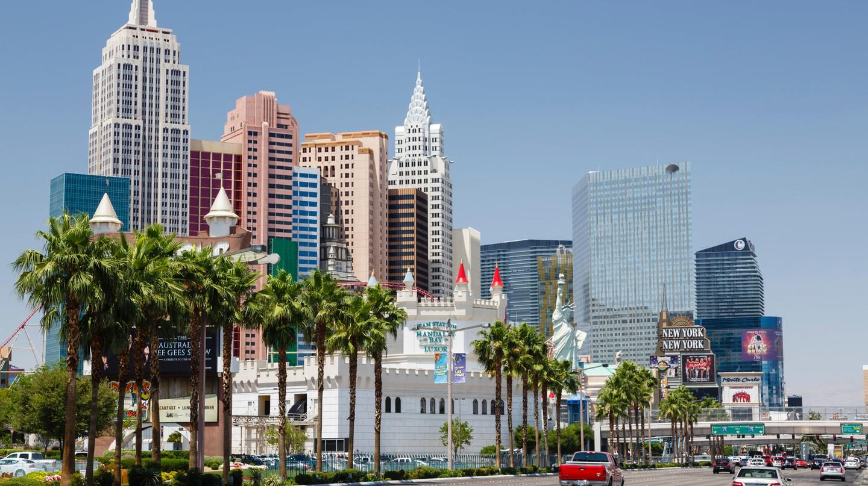 Enjoy a slice of edible Americana in Las Vegas