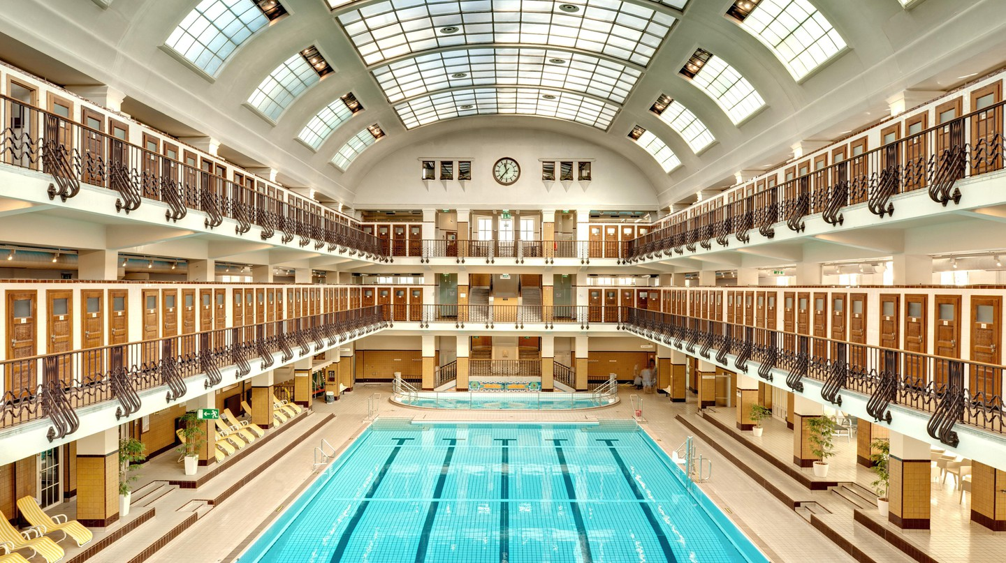 Vienna's Amalienbad was originally designed to uplift the lives of ordinary people by providing civilised bathing and washing facilities