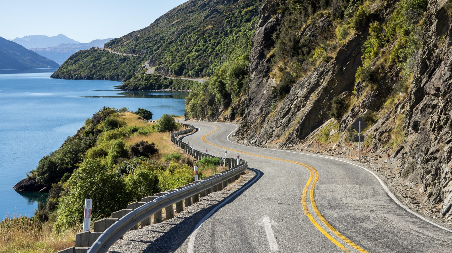 New Zealand's South Island is perfectly suited to a good road trip