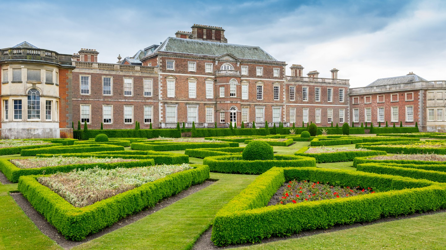 Wimpole Hall is a country house in Cambridgeshire