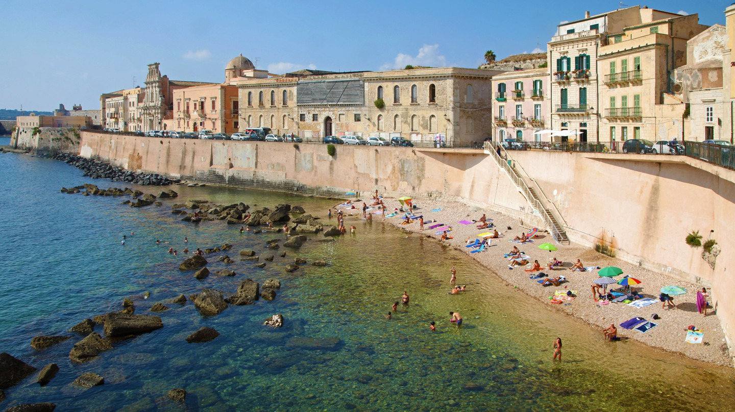Visitors from the UK are able to fly to Sicily, but you must register online before you travel