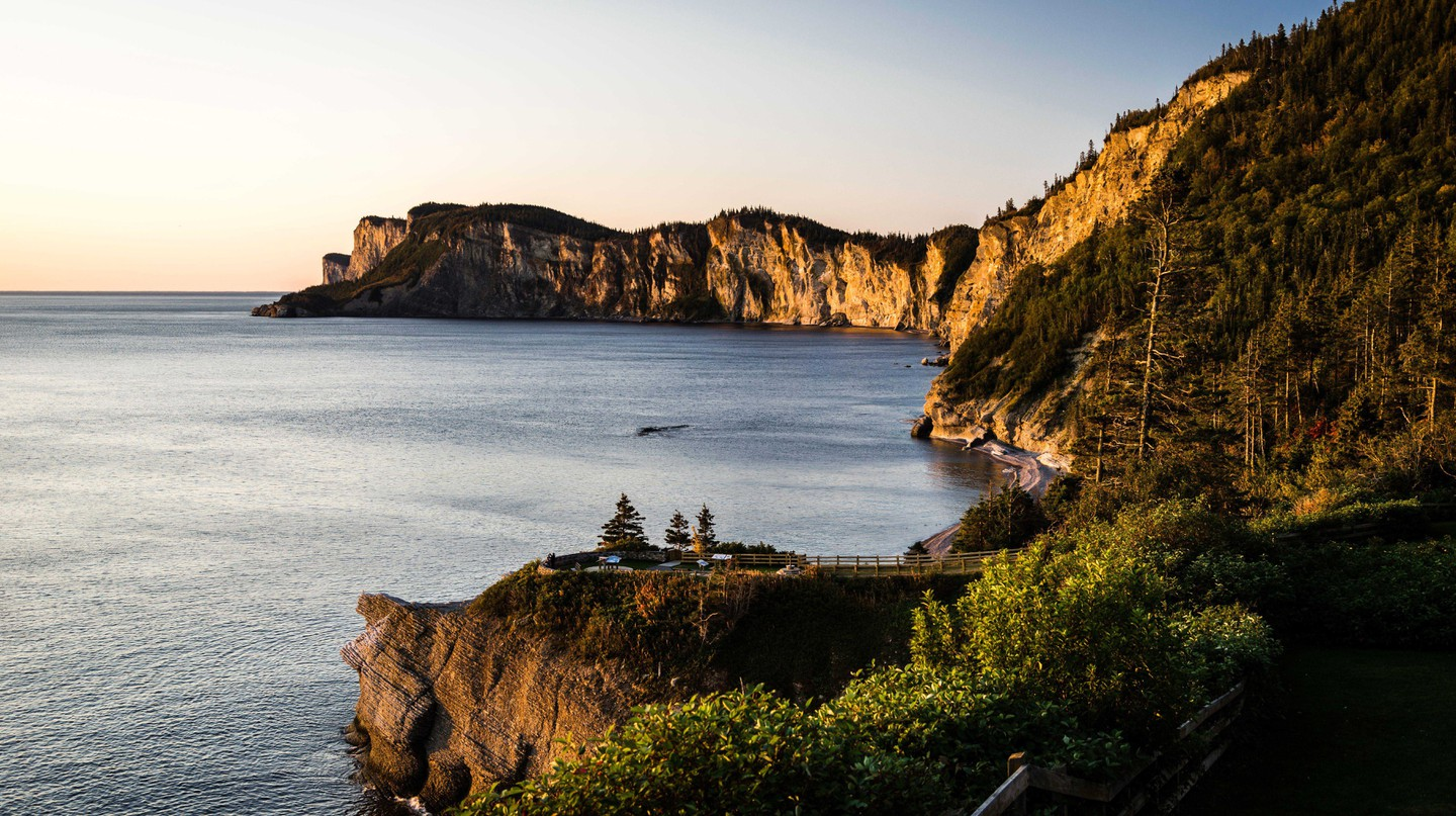 Forillon National Park is celebrating its 50th anniversary in 2020
