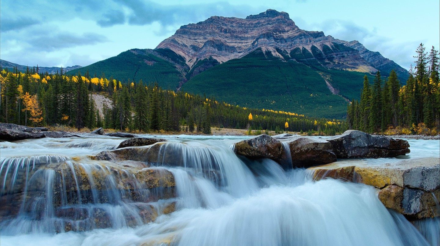 The Most Beautiful Waterfalls to Visit in Jasper, Canada