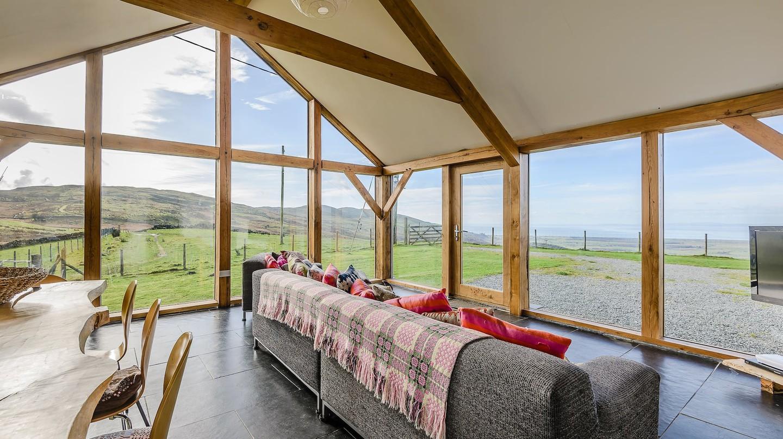 Stunning Snowdonia hideaway near Harlech