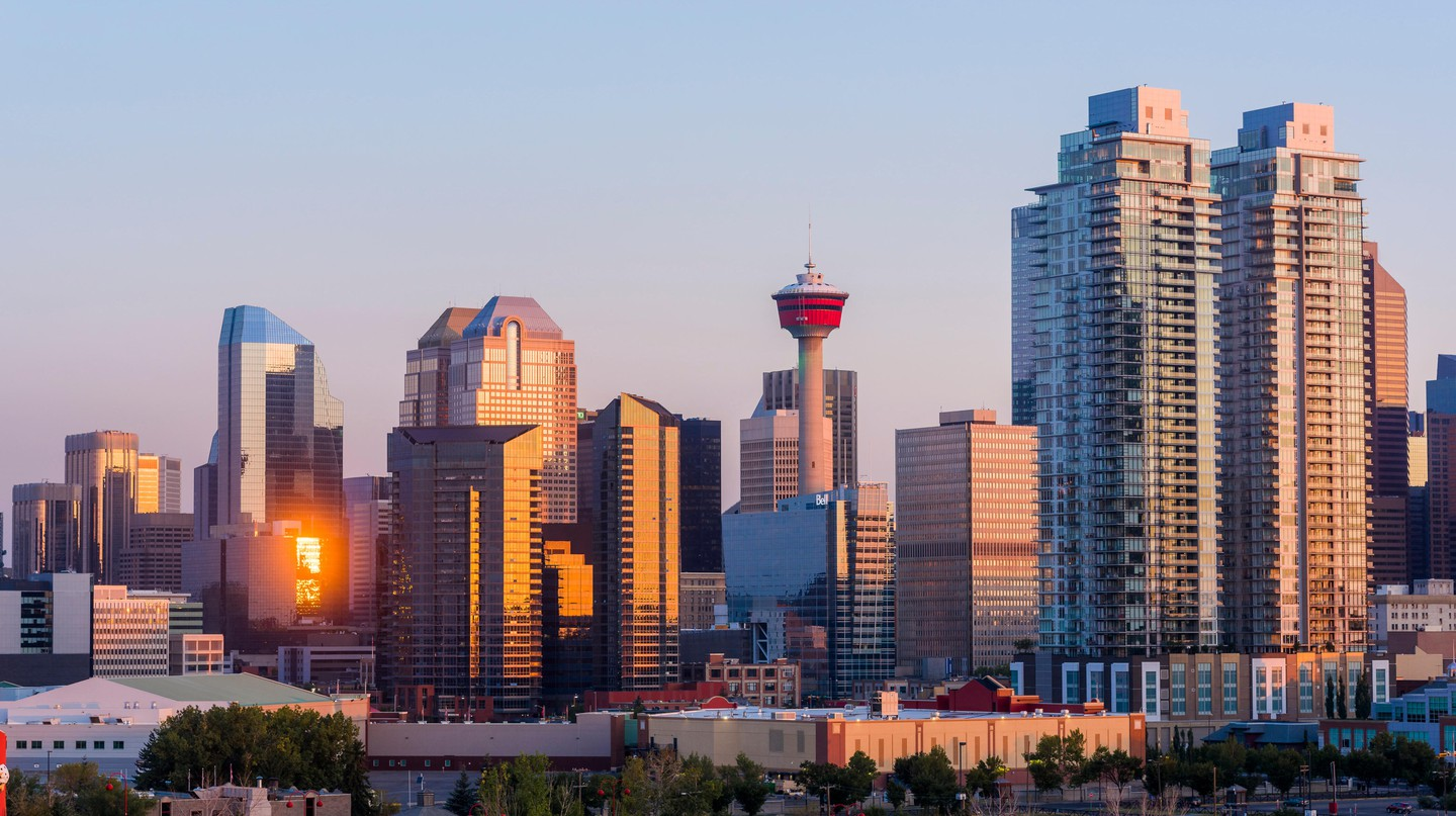 As Alberta's largest city, Calgary is full of delights to explore