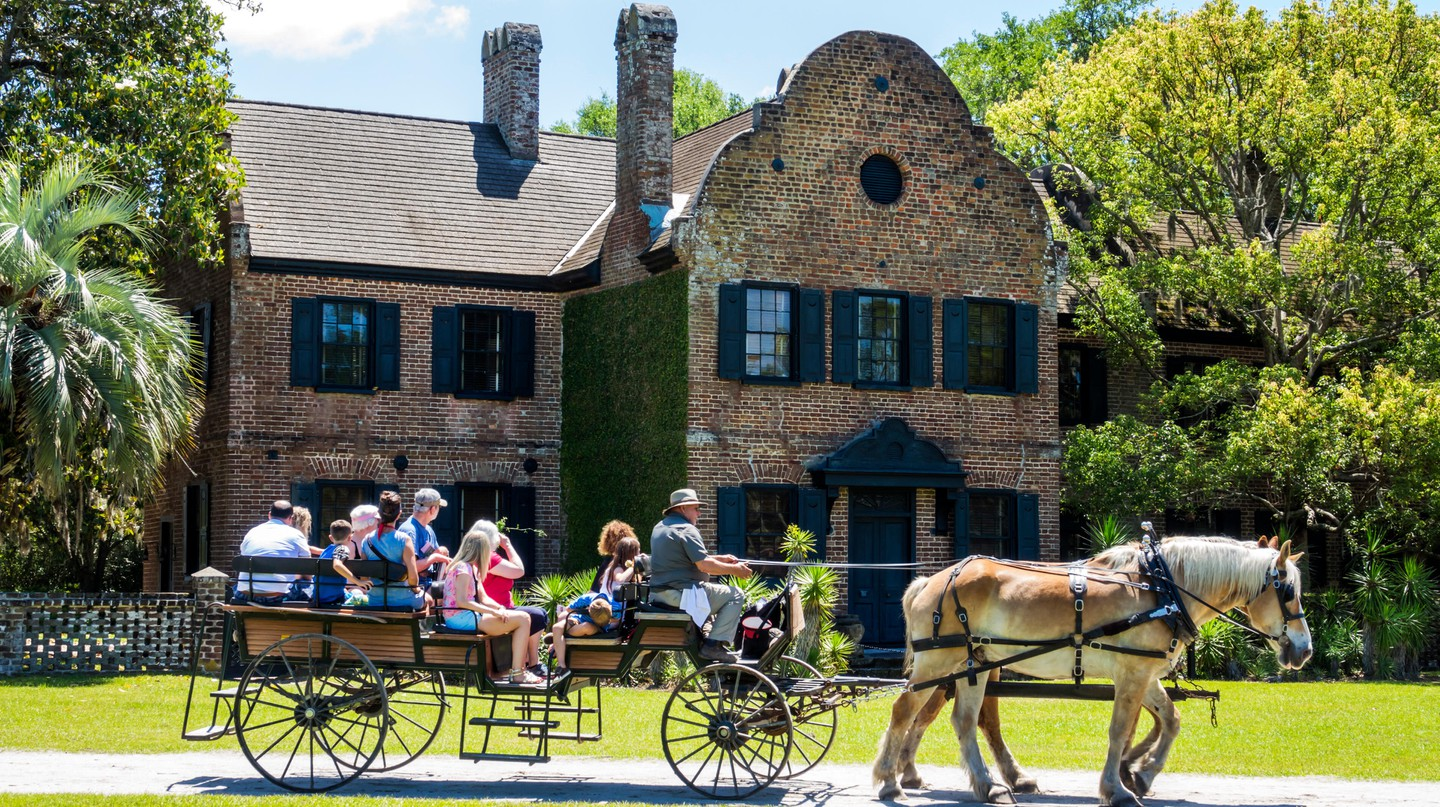 A historical insight at The Middleton Place National Historic Landmark