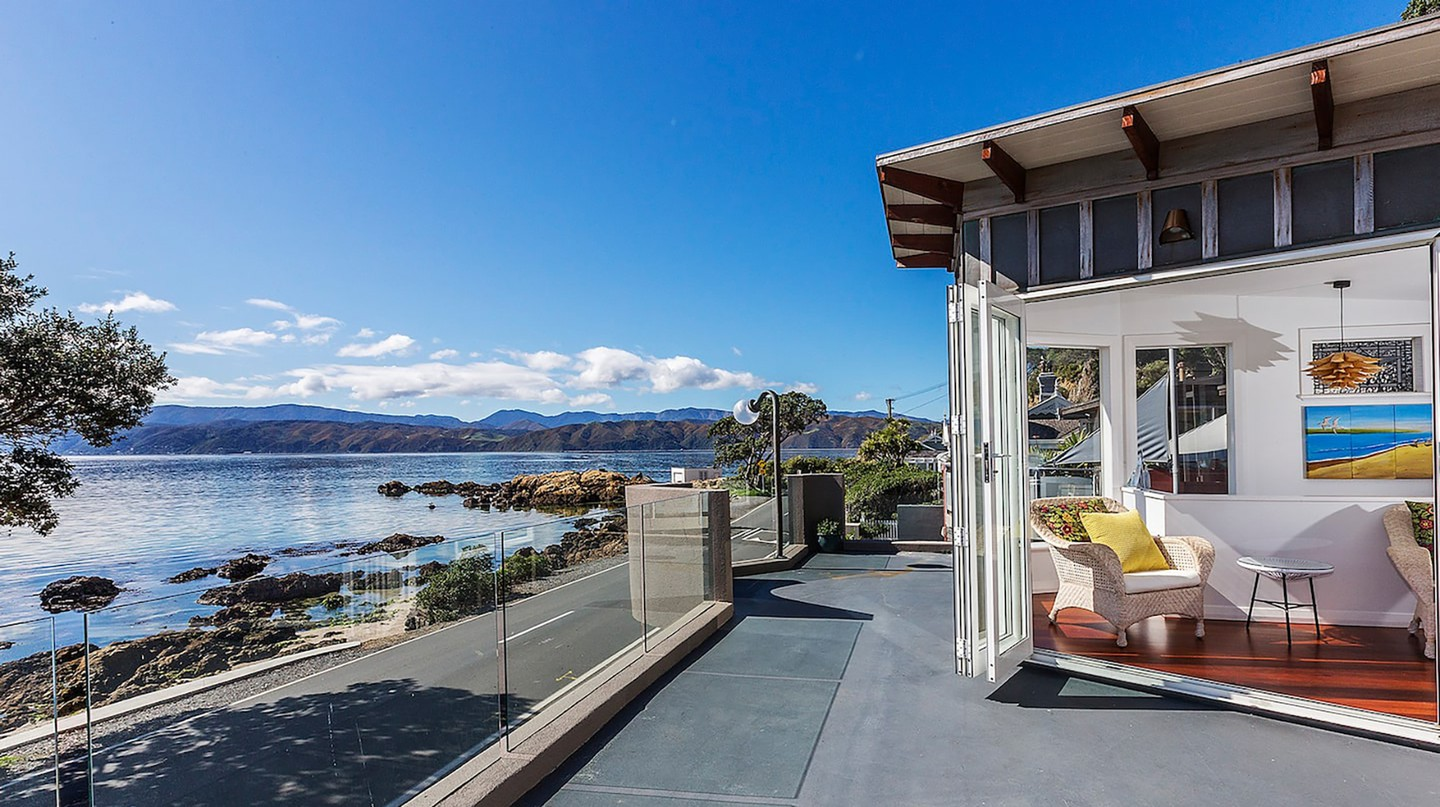 Wellington has an Airbnb to suit every traveller