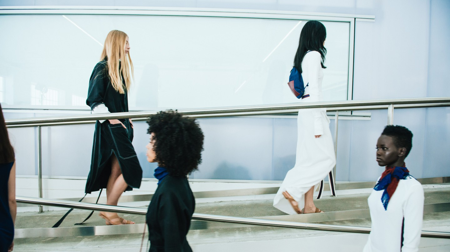 The world of fashion is stepping up its efforts to achieve greater diversity