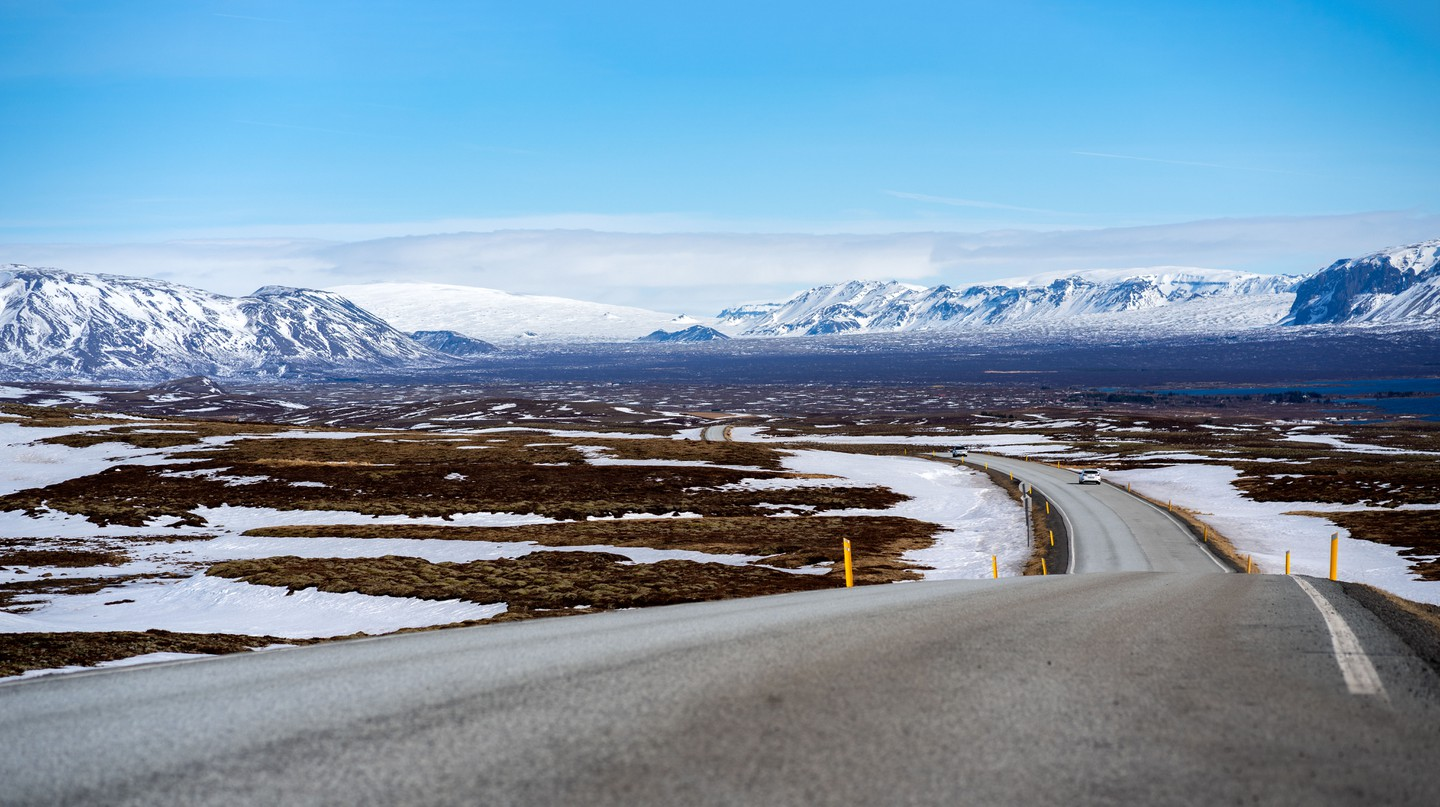 The scenery along Iceland's Ring Road will stop you in your tracks