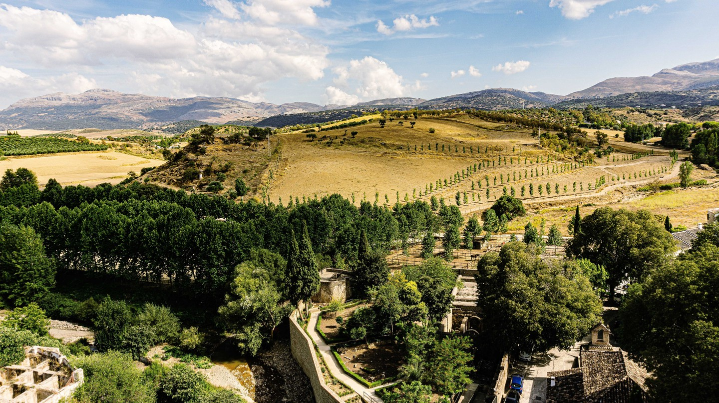 Oenophiles will enjoy exploring the area around Málaga, such as Ronda